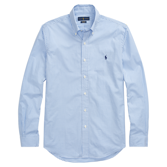 POLOW315 Men's Core-Fit 60's Poplin Shirt