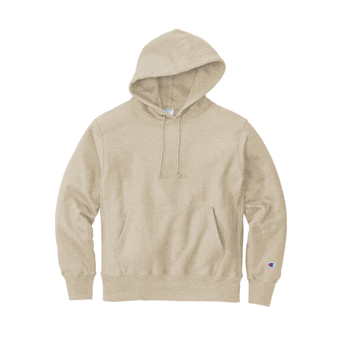 S101 Reverse Weave Hooded Sweatshirt