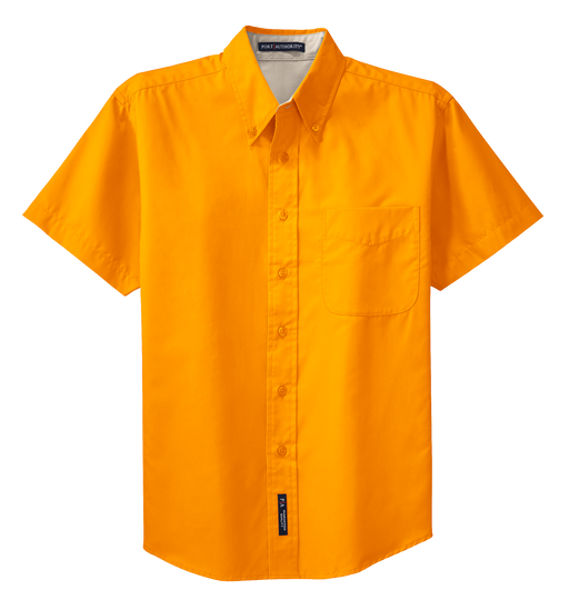 S508 Mens Short Sleeve Easy Care Shirt