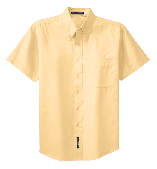 TLS508 Men's Tall Short Sleeve Easy Care Shirt