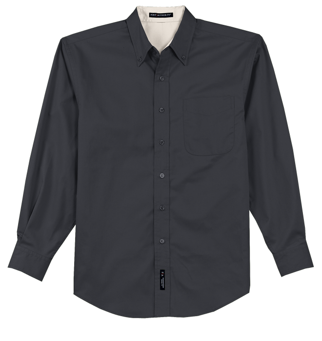 S608 Mens Long Sleeve Easy Care Shirt