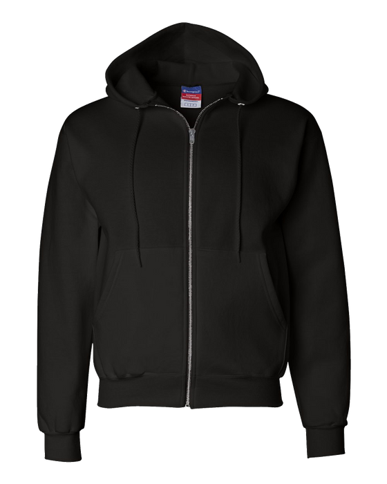 S800 Eco Hooded Zip Sweatshirt