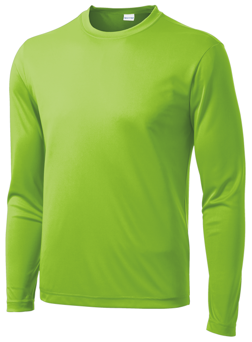 ST350LS Mens Long Sleeve Competitor Tee
