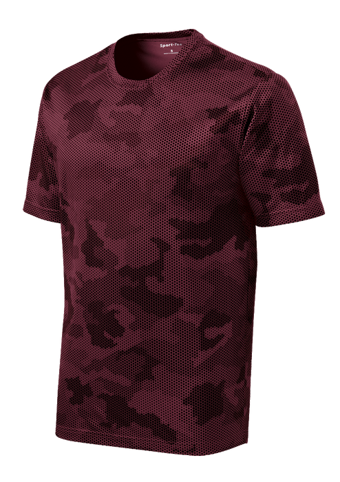 ST370 Mens CamoHex Tee