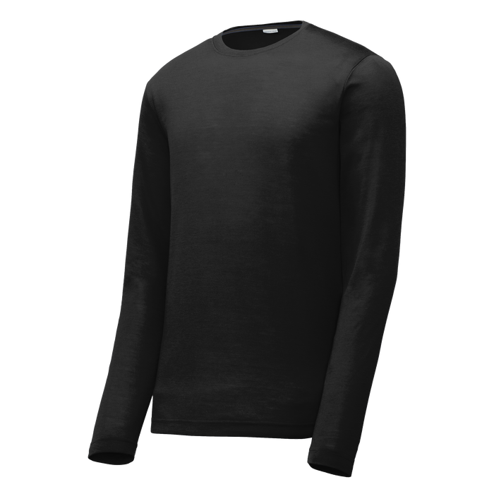 ST450LS Men's Long Sleeve Competitor Cotton Touch Tee