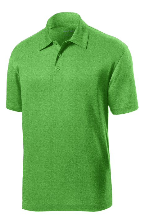 ST660 Mens Heather Contender Polo