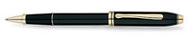 575 Townsend Collection Black Lacquer Pen