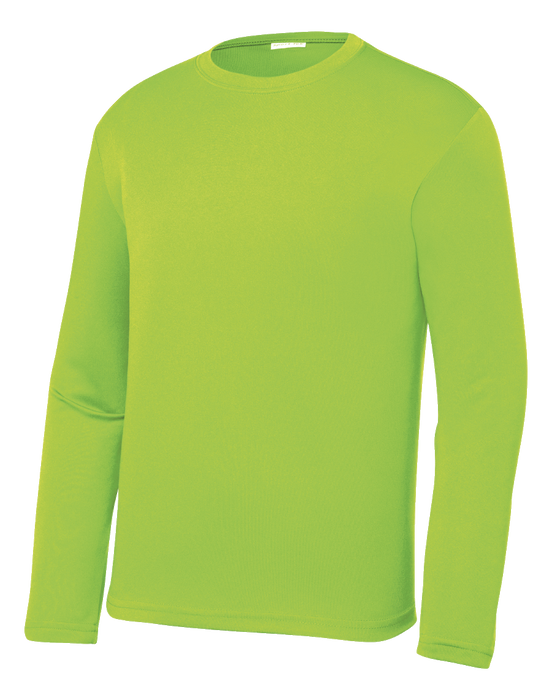 YST350LS Youth Long Sleeve Competitor Tee