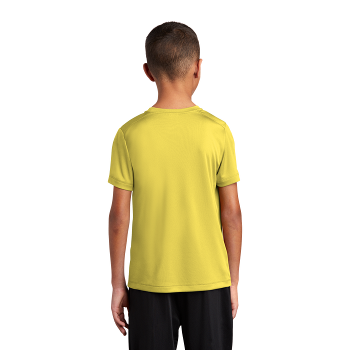 YST420 Youth Short Sleeve Posi-UV Pro Tee