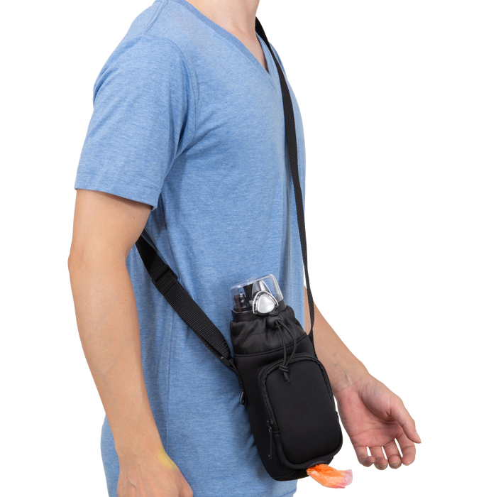 100056-001 Dog Walker Hydration Sling