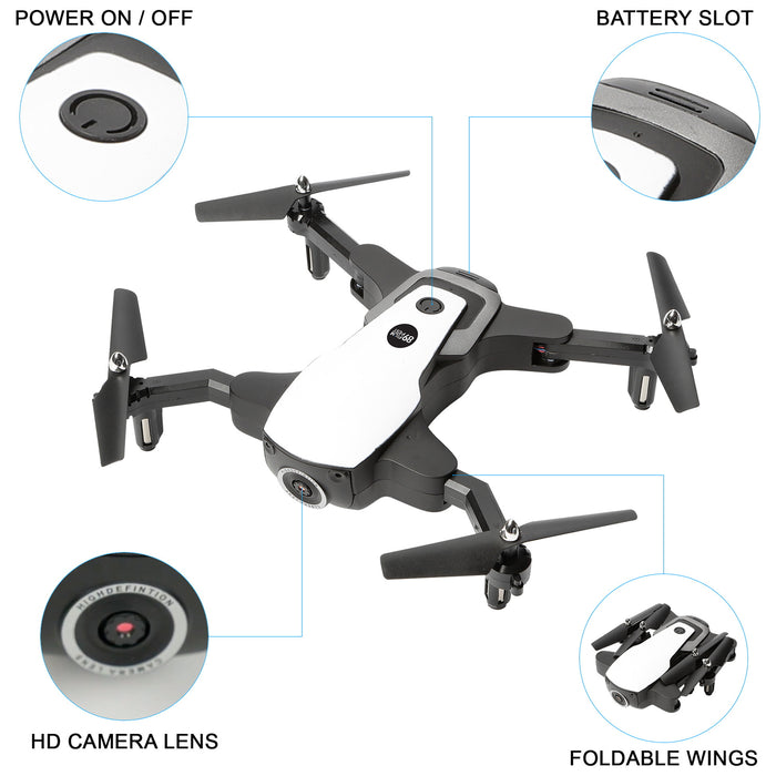 7141-98 Foldable Drone with Camera