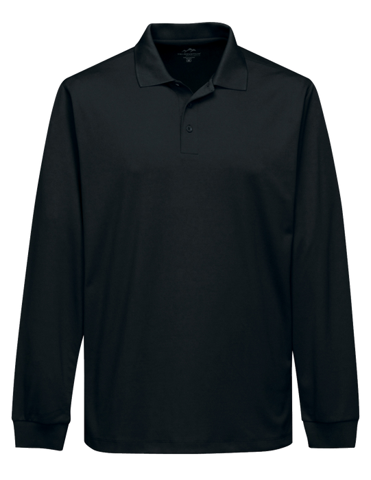 K020LS Mens Vital Long Sleeve Polo