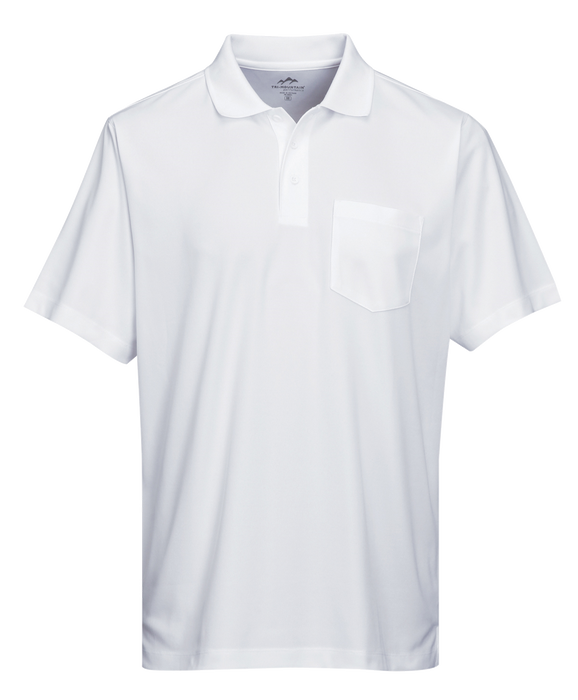 K020P Mens Vital Pocket Polo