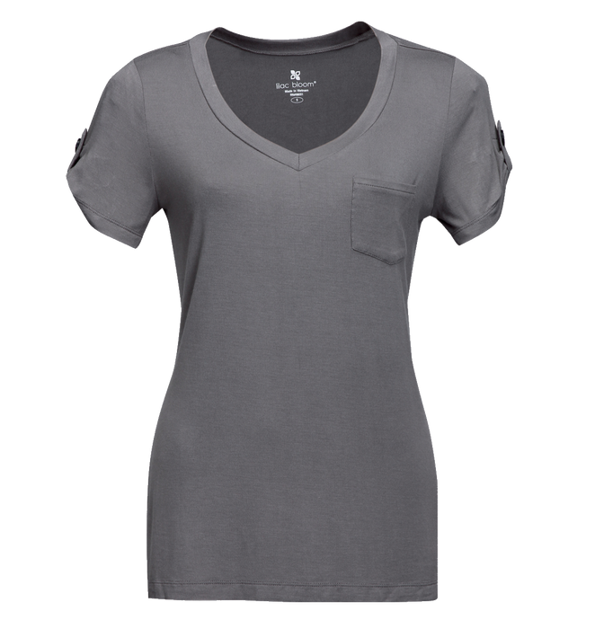 LB002 Chloe V-Neck Shirt