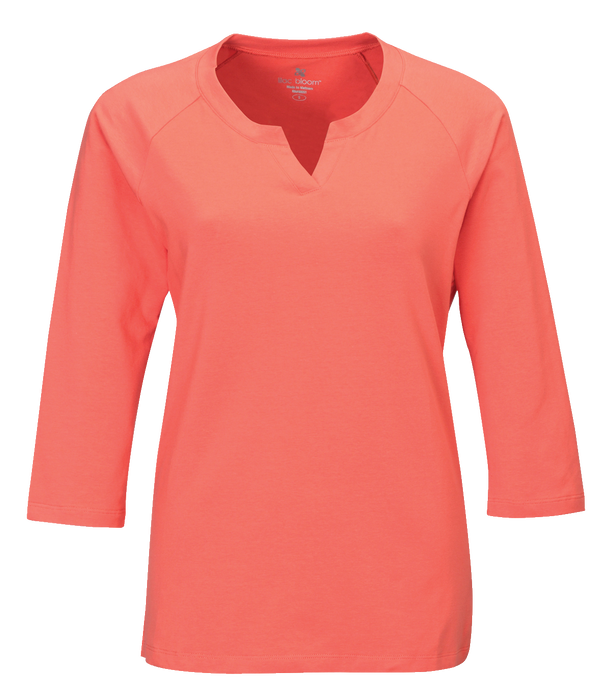 LB134 Ladies Sophia 3/4 Sleeve