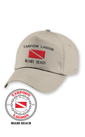 Tarpoon Cap Beige