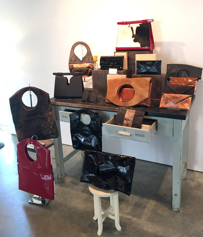 Elizabeth Purpich Collection - Luxury Handbags