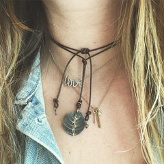 layered necklaces for fall