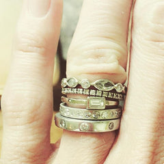 stacked rings for fall