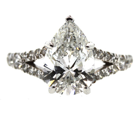 diamond engagement ring, diamond ring, rebecca lankford designs