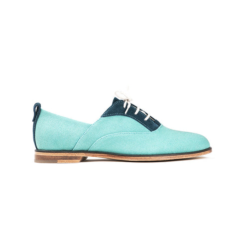 Jazzette Classic - Green Canvas Cameo