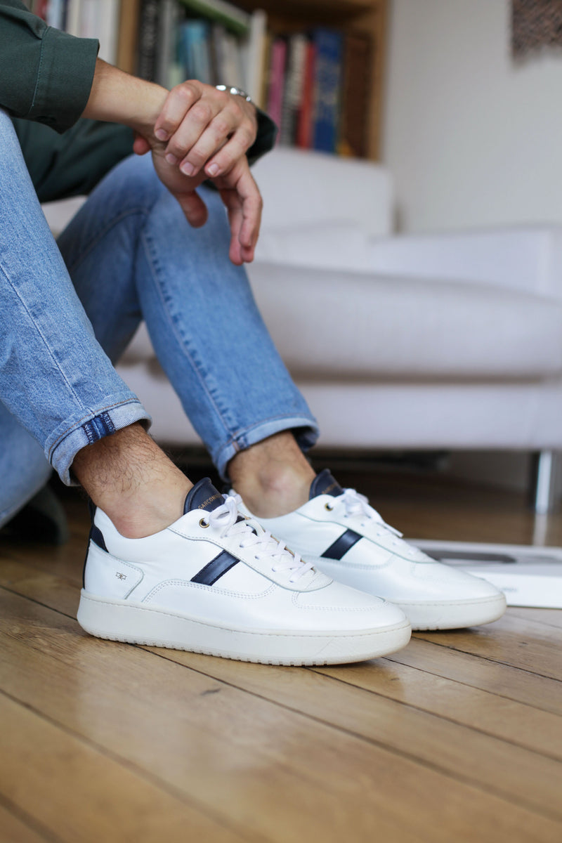 Life 1.0 - Navy White Edition