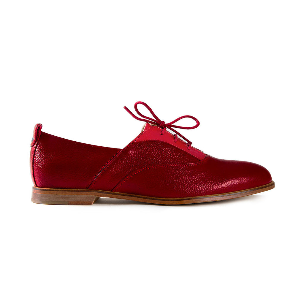 Jazzette Classic - Red Scottish Grain