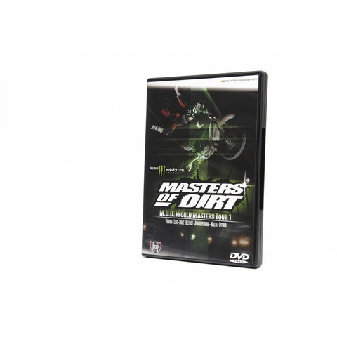 MASTERS OF DIRT - M.O.D WORLD MASTERS TOUR 1 - DVD