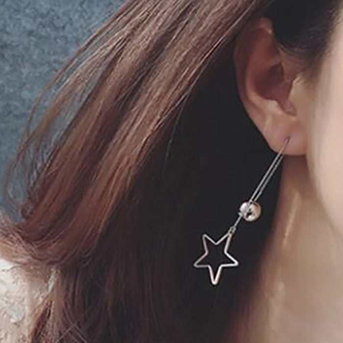 (Pre-Order) Korean Style Temperament Dangle Earrings 11
