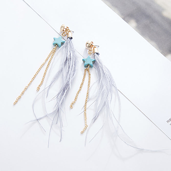 (Pre-Order) Korean Style Asymmetrical Earrings 18