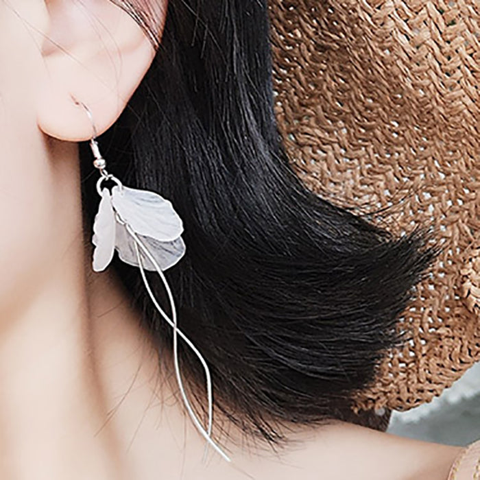 (Pre-Order) Korean Style Temperament Dangle Earrings 1