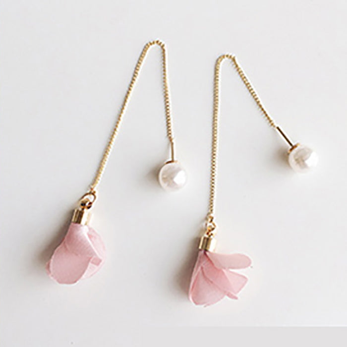 (Pre-Order) Korean Style Temperament Dangle Earrings 26