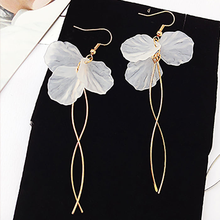 (Pre-Order) Korean Style Temperament Dangle Earrings 2