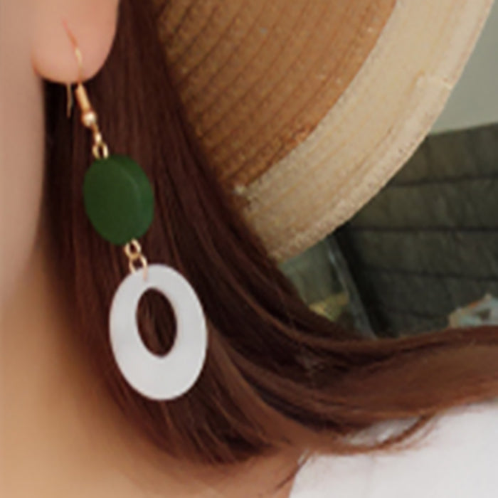 (Pre-Order) Korean Style Temperament Dangle Earrings 58