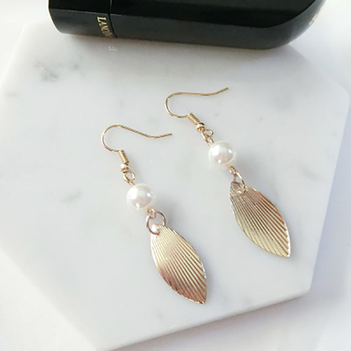 (Pre-Order) Korean Style Asymmetrical Earrings 68