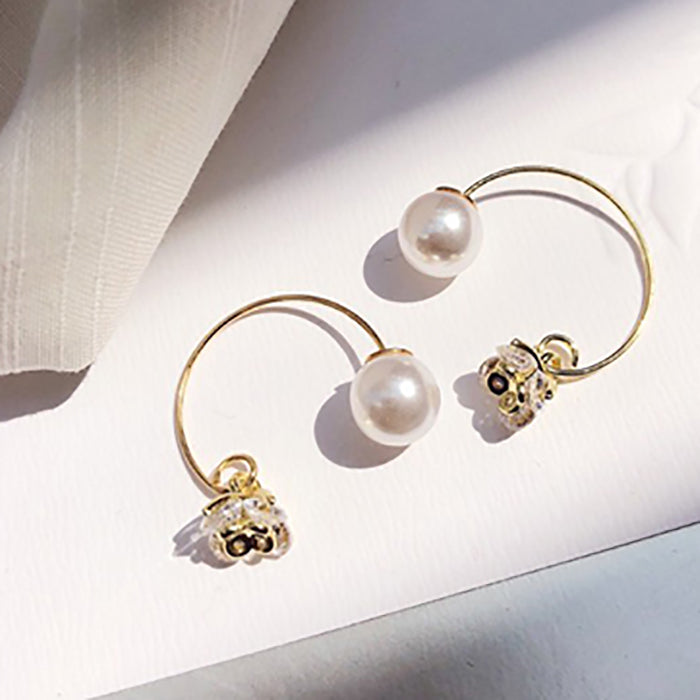 (Pre-Order) Korean Style Temperament Dangle Earrings 76