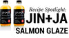 How to Make Jin+Ja Salmon Glaze