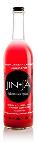 Bottle of Large Dragon Fruit Jin+Ja (6 servings) - Jin+Ja