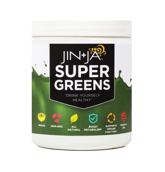 Jin+Ja Super Greens