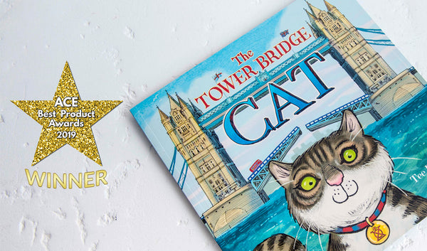 Best Children's Publication Winner: The Tower Bridge Cat