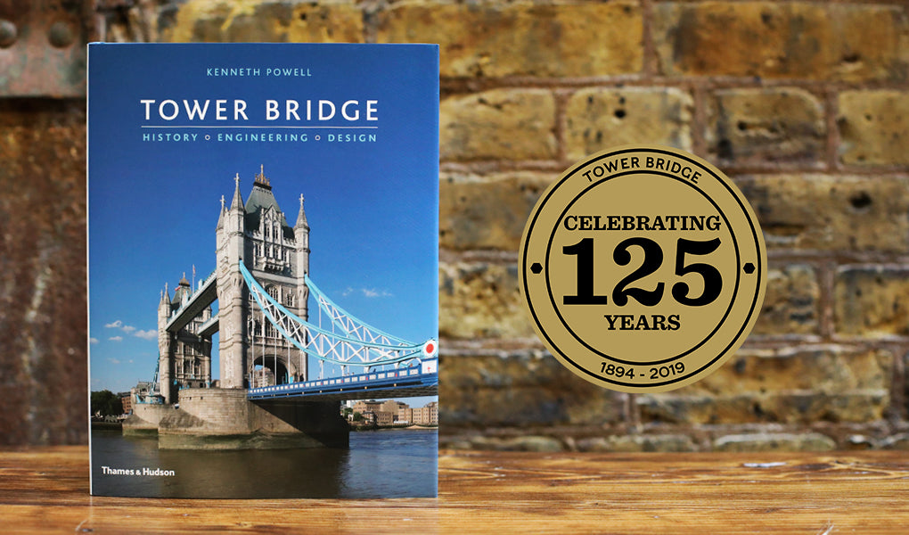 New Tower Bridge hardback book released to celebrate 125th anniversary