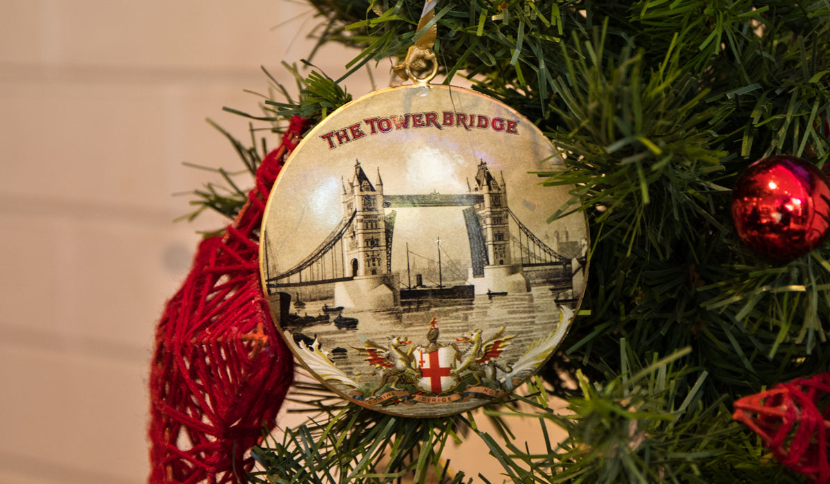 Christmas 2019 at Tower Bridge