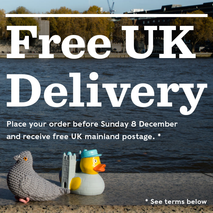 Free UK Delivery 2019