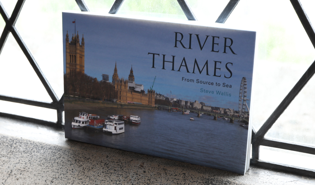 River Thames book