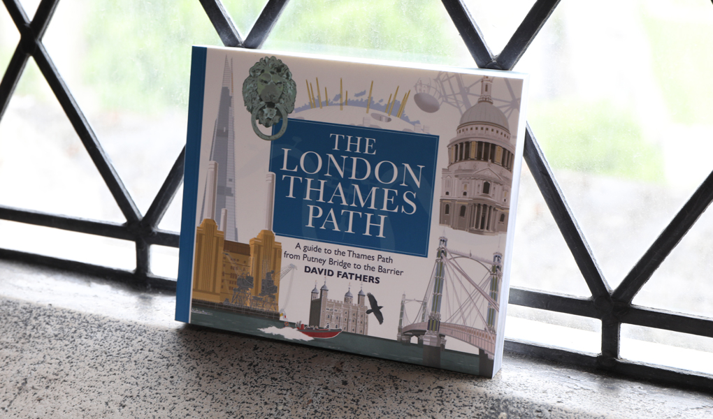 The London Thames Path Book