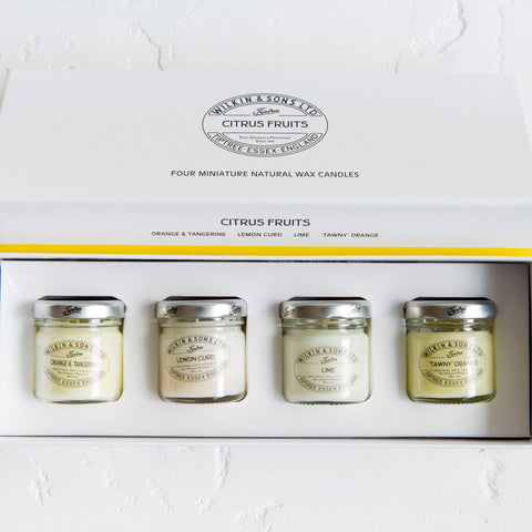 Tiptree Citrus Four Candle Pack 01