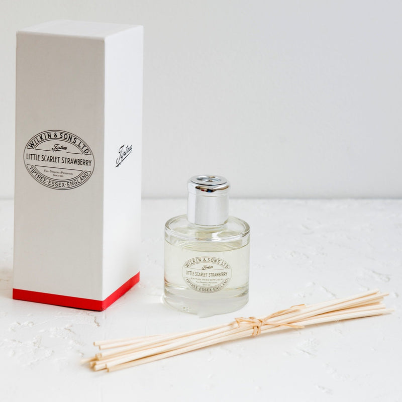 Tiptree Little Scarlet Reed Diffuser 01