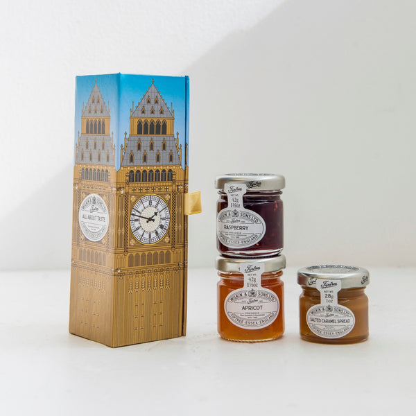 Tiptree Big Ben Jam Trio