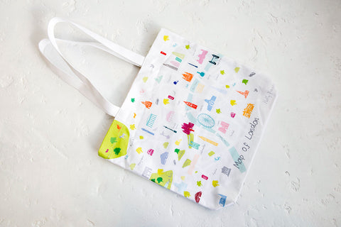 Holly Francesca Cotton Tote Bag 1