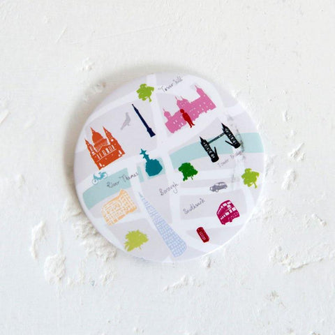 Holly Francesca Pocket Mirror 1